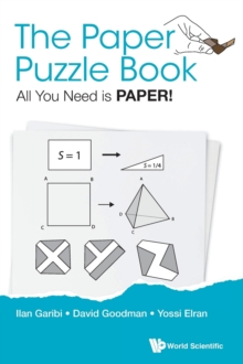 Paper Puzzle Book, The: All You Need Is Paper!, Hardback Book