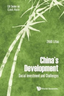 China's Development: Social Investment And Challenges, Hardback Book