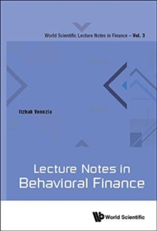 Lecture Notes In Behavioral Finance, Hardback Book