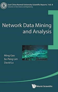 Network Data Mining And Analysis, Hardback Book