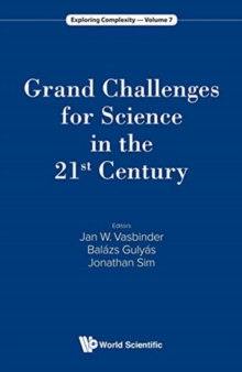 Grand Challenges For Science In The 21st Century, Hardback Book
