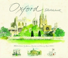 Oxford Sketchbook, Hardback Book