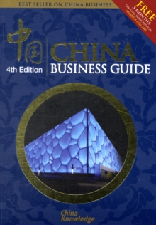 China Business Guide : 4th Edition, Paperback / softback Book