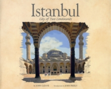 Istanbul : City of Two Continents, Hardback Book