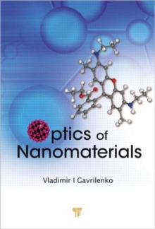 Optics of Nanomaterials, Hardback Book