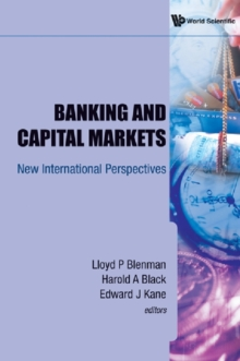 Banking And Capital Markets: New International Perspectives, Hardback Book