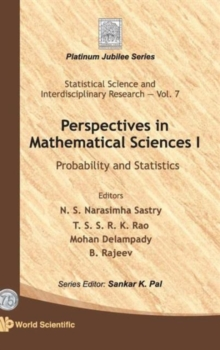 Perspectives In Mathematical Science I: Probability And Statistics, Hardback Book