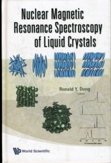 Nuclear Magnetic Resonance Spectroscopy Of Liquid Crystals, Hardback Book