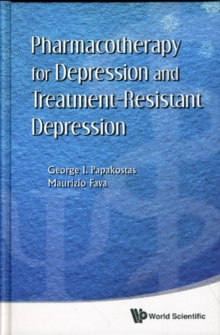 Pharmacotherapy for Depression and Treatment-Resistant Depression, Hardback Book
