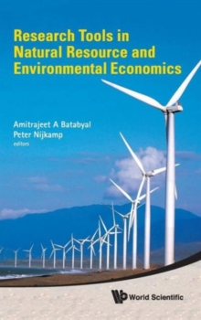 Research Tools In Natural Resource And Environmental Economics, Hardback Book