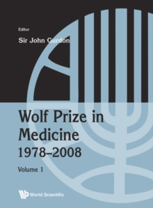 Wolf Prize In Medicine 1978-2008 (In 2 Volumes, With Cd-rom), Hardback Book