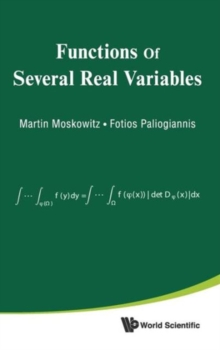 Functions Of Several Real Variables, Hardback Book