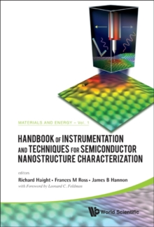 Handbook Of Instrumentation And Techniques For Semiconductor Nanostructure Characterization (In 2 Volumes), Hardback Book