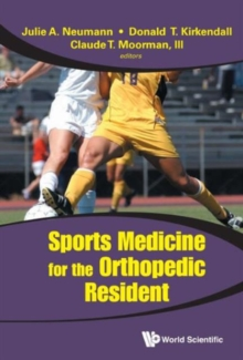 Sports Medicine For The Orthopedic Resident, Hardback Book