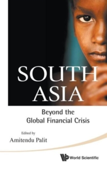 South Asia: Beyond The Global Financial Crisis, Hardback Book