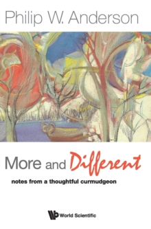More And Different: Notes From A Thoughtful Curmudgeon, Hardback Book