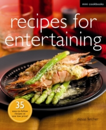 Recipes for Entertaining, Paperback / softback Book