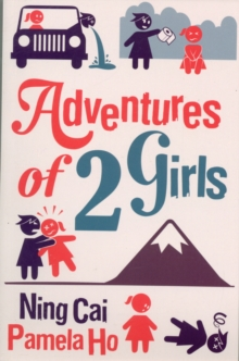 Adventures of 2 Girls, Paperback Book