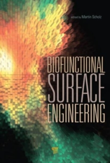 Biofunctional Surface Engineering, Hardback Book