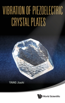 Vibration Of Piezoelectric Crystal Plates, Hardback Book