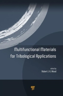 Multifunctional Materials for Tribological Applications, Hardback Book