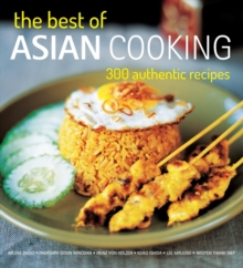 The Best of Asian Cooking, Paperback / softback Book