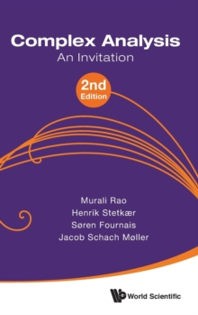 Complex Analysis: An Invitation (2nd Edition), Hardback Book