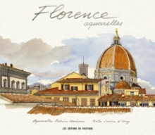 Florence Sketchbook, Hardback Book
