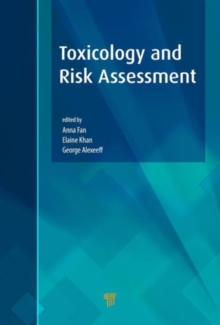 Toxicology and Risk Assessment, Hardback Book
