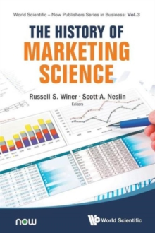 History Of Marketing Science, The, Paperback / softback Book