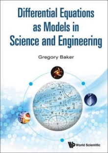 Differential Equations As Models In Science And Engineering, Paperback / softback Book