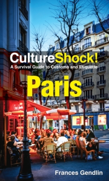Cultureshock! Paris, Paperback Book