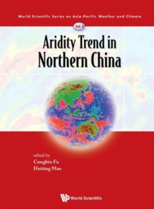 Aridity Trend In Northern China, Hardback Book