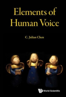 Elements Of Human Voice, Hardback Book