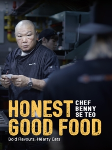 Honest Good Food : Bold Flavours, Hearty Eats, Hardback Book