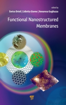 Functional Nanostructured Membranes, Hardback Book