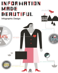 Information Made Beautiful : Infographic Design, Hardback Book