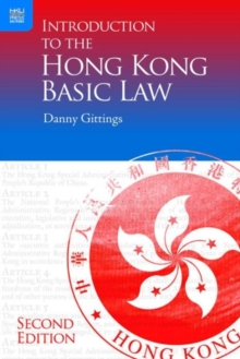 Introduction to the Hong Kong Basic Law, Paperback / softback Book