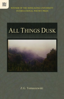 All Things Dusk, Paperback Book