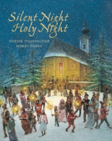 Silent Night Holy Night, Hardback Book