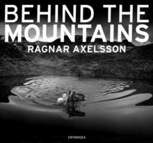 Behind the mountains, Hardback Book