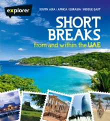 Short Breaks from and within UAE, Paperback Book