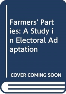 Farmers' Parties, Paperback / softback Book
