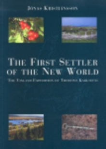 First Settler of the New World, Paperback Book