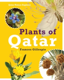 Plants of Qatar, Paperback Book
