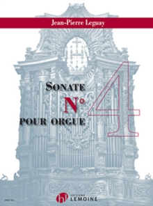 SONATE NO4 ORGAN, Paperback Book