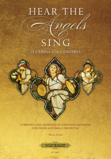HEAR THE ANGELS SING MIXED VOICE CHOIR &, Paperback Book