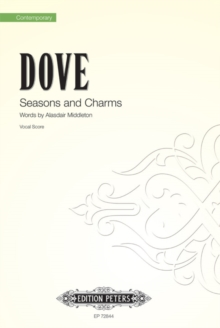 SEASONS & CHARMS CHORAL & PIANO, Paperback Book