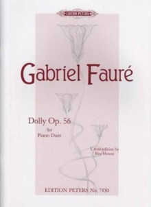 DOLLY OP56 PIANO DUET,  Book