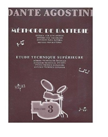 METHODE DE BATTERIE VOL 3, Paperback Book